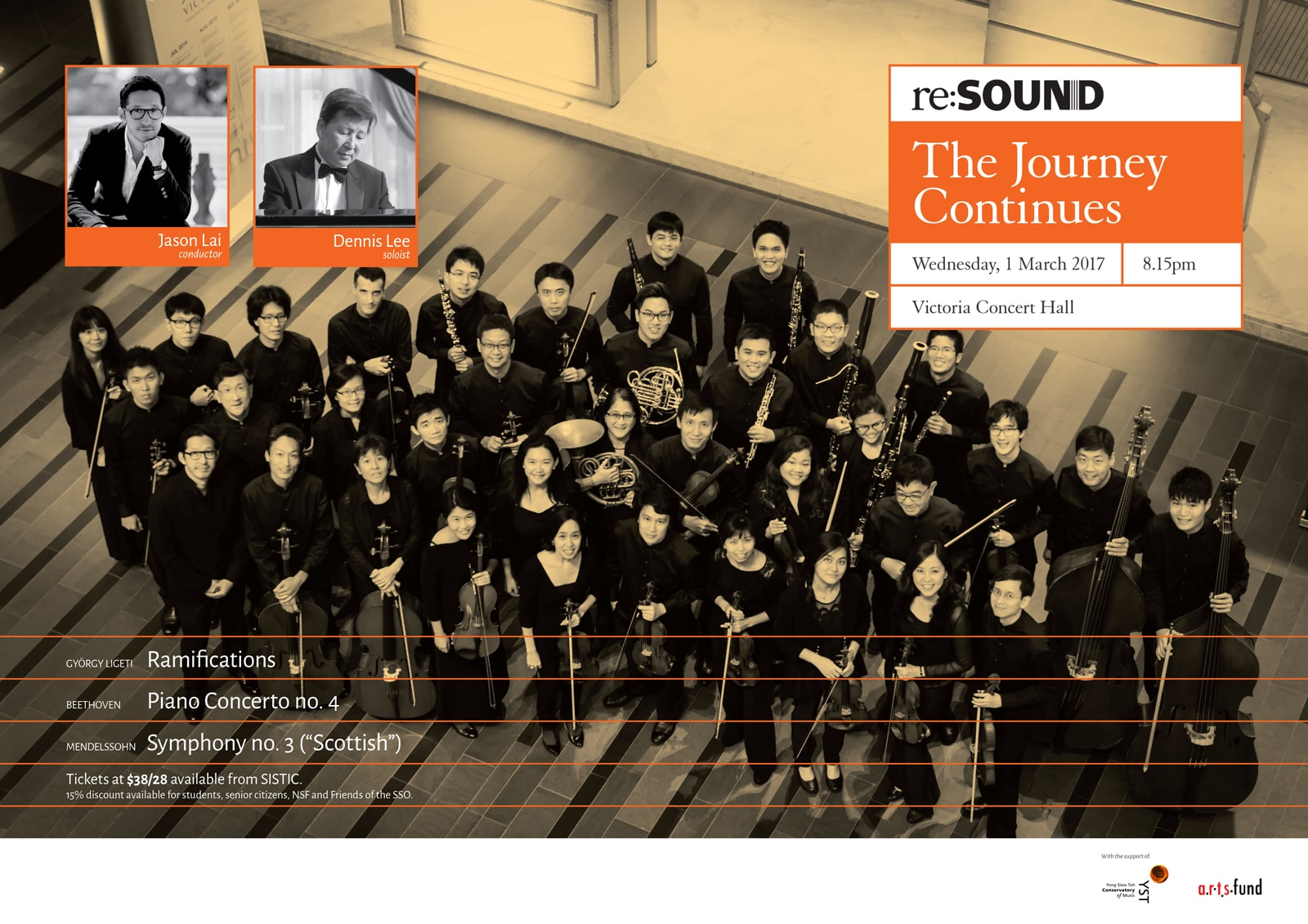 The journey continues   resound collective