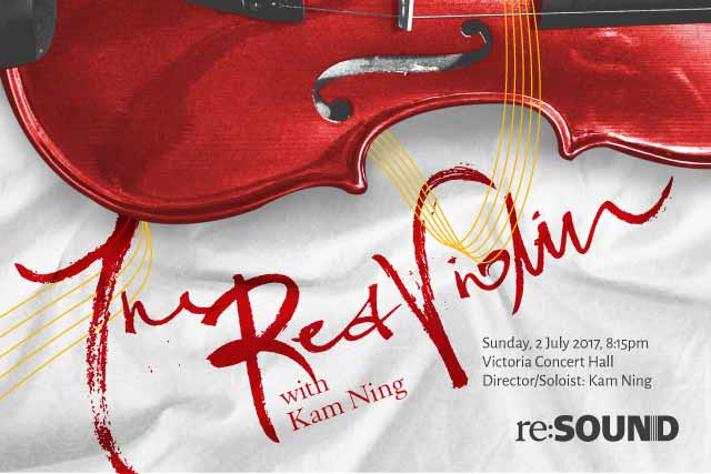 re:Sound – The Red Violin with Kam Ning