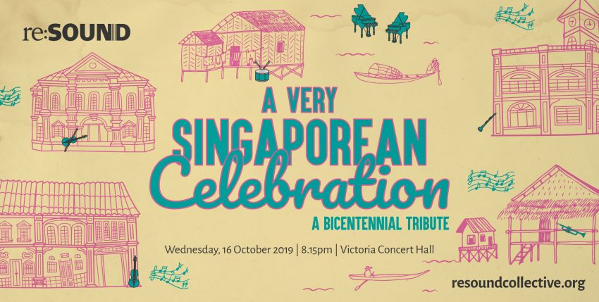 A Very Singaporean Celebration!