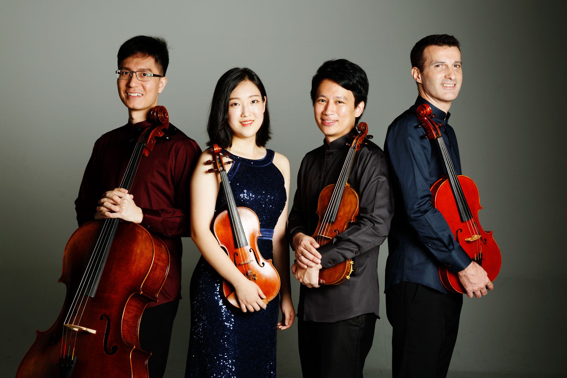 Image result for Concordia String Quartet