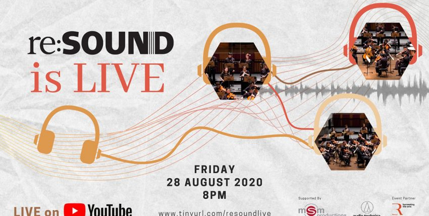 re:Sound is LIVE