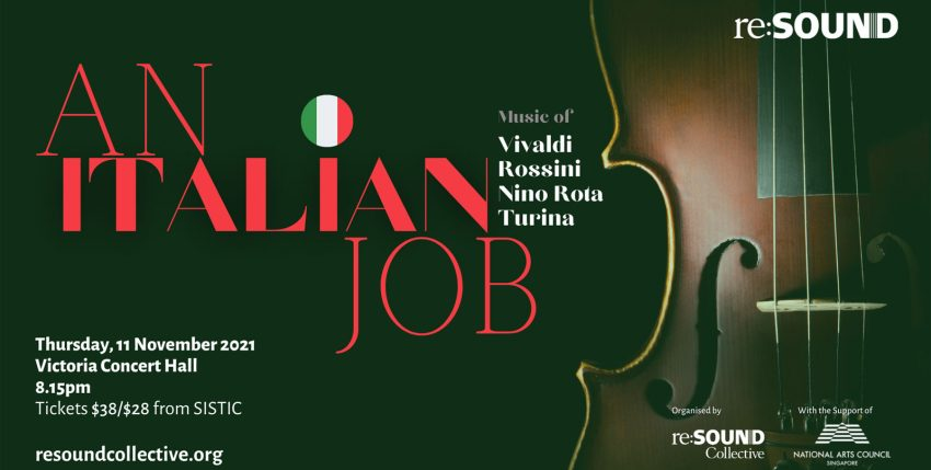 An Italian Job, by re:Sound